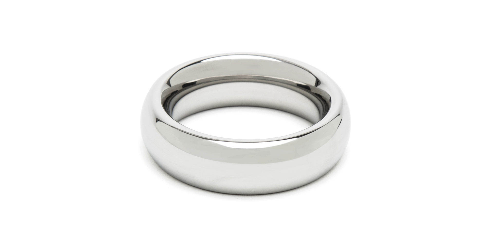 Stainless Steel Cock Ring.