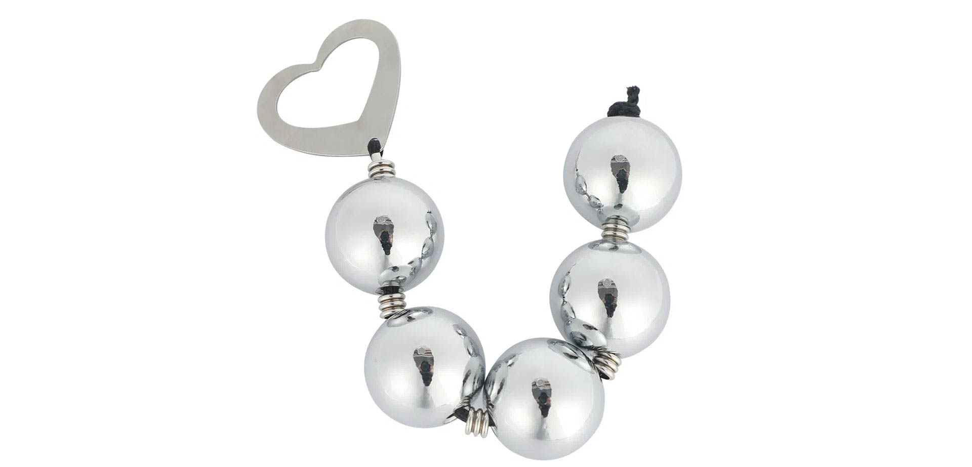 Stainless Steel Kegel Balls.