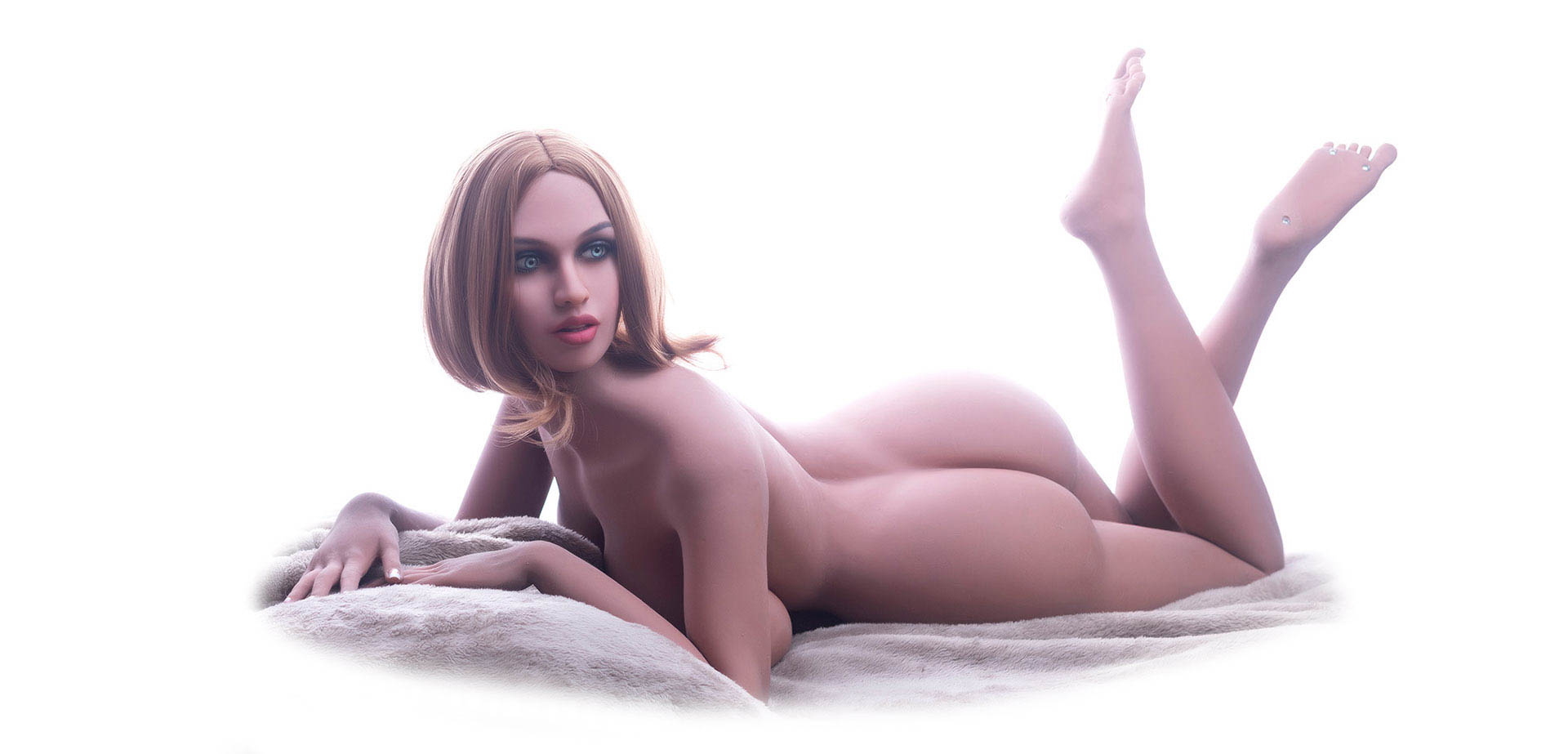 Top quality Silicone Sex Doll.