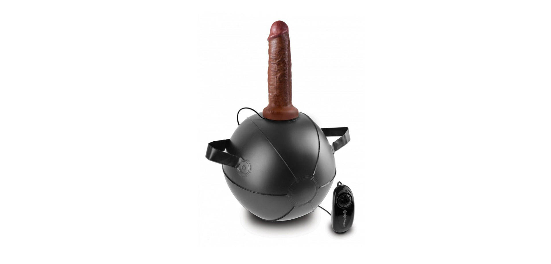 Vibrating Dildo Ball.